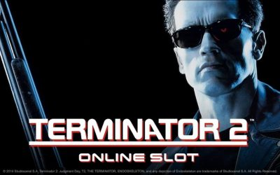 Real play with the reels of Terminator 2